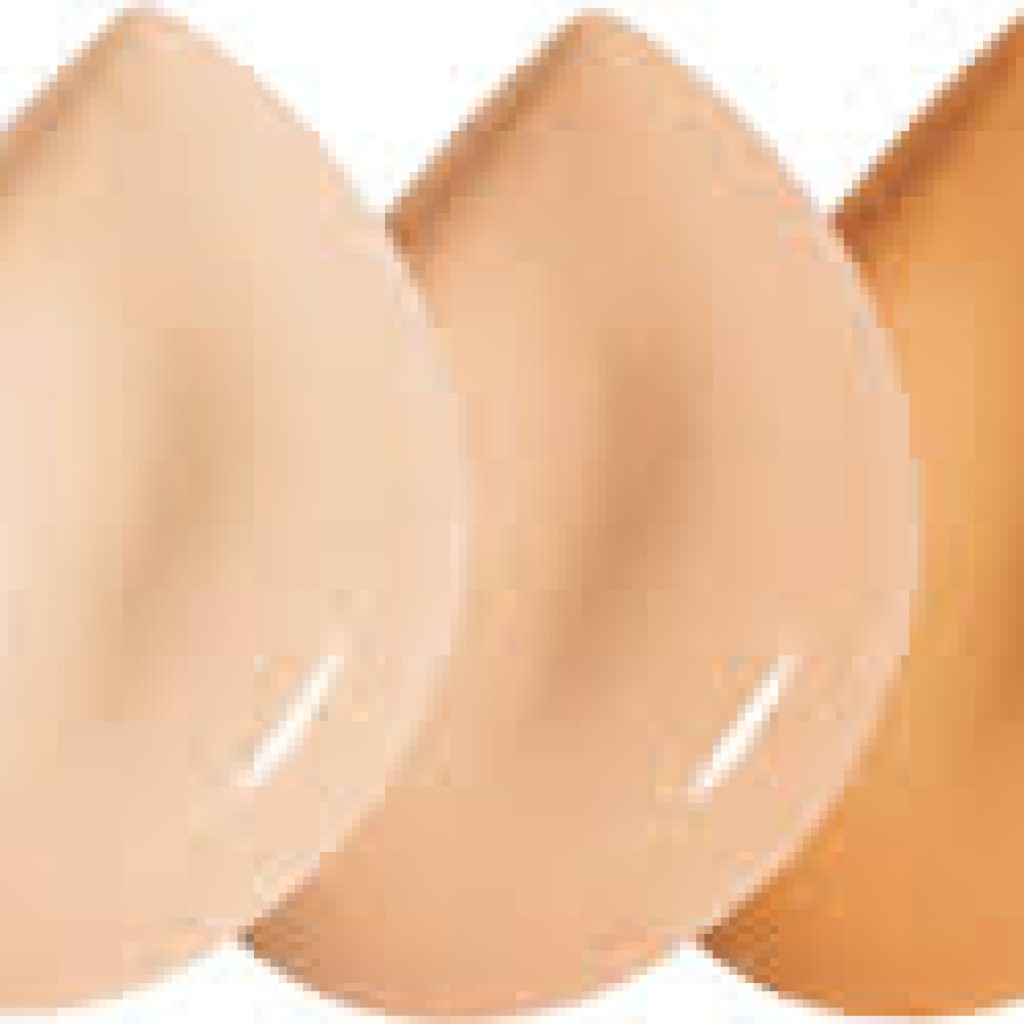 Foundation shades